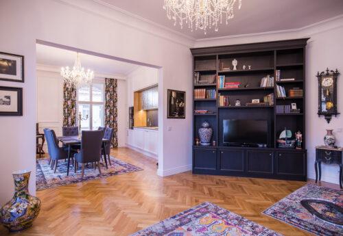 Interiér – byt Praha (Bohemia Decor)