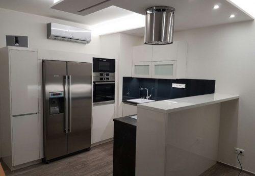 Kuchyně bytový dům