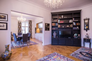 Interiér - byt Praha (Bohemia Decor)