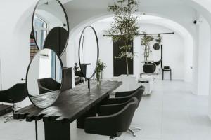 Kadeřnický salon Jindřišská