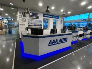 Recepce AAA Auto