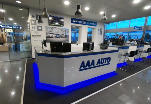 Zákaznické centrum AAA Auto